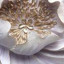 Tranh phù điêu 3D hoa mẫu đơn 4