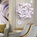 Đồng hồ gốm sứ hoa bất tử 0